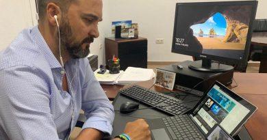 Alconchel espera que las medidas de flexibilización en los accesos a los polígonos de Palmones lleguen lo antes posible