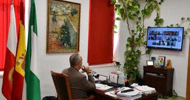 Diputación anuncia a los alcaldes del Campo de Gibraltar ayudas para desempleados
