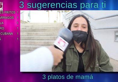 3 Sugerencias PLATOS DE MAMA para ti