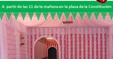 El Paseo de la Constitución acogerá mañana sábado un mercado artesano especial por el Día de San Isidro