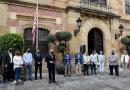 """Landaluce felicita al profesor algecireño Daniel López García por el premio concedido por la Universidad Internacional de Valencia y la Fundación """"José Manuel Lara"""""""