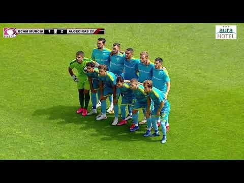 El Algeciras CF hace la machada en Murcia y se clasifica para el playoff de ascenso a Segunda A