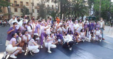 """Danza Urbana, graffiti y beatbox protagonistas de la tercera edición del """"Algeciras Street Art"""""""