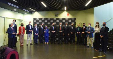 Felicitación a Javier Sánchez por su reelección como presidente de la Confederación de Empresarios