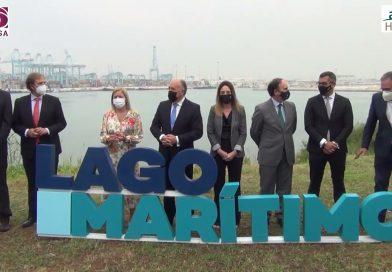 Aqualia desarrollará un proyecto piloto de parque humedal en el Lago Marítimo
