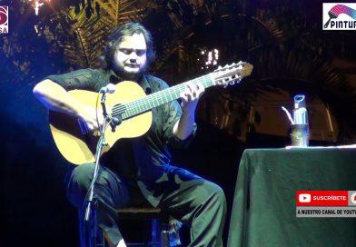 """Yamandú Costa pone el broche final del VII Encuentro Internacional de Guitarra """"Paco de Lucía"""""""