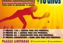 Presentado el I Torneo Tenis Playa previsto para el próximo día 22 de agosto en Palmones
