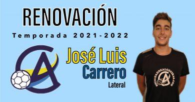 JOSÉ LUIS CARRERO CONTINUARÁ EN EL BM CIUDAD DE ALGECIRAS